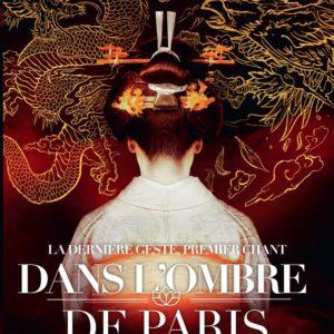 couverture Dans l ombre de Paris
